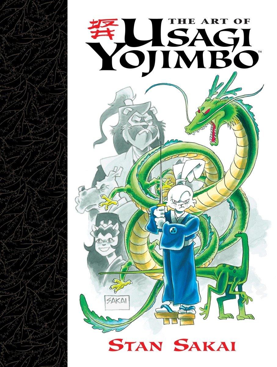 You are currently viewing Comics: Art of Usagi Yojimbo
