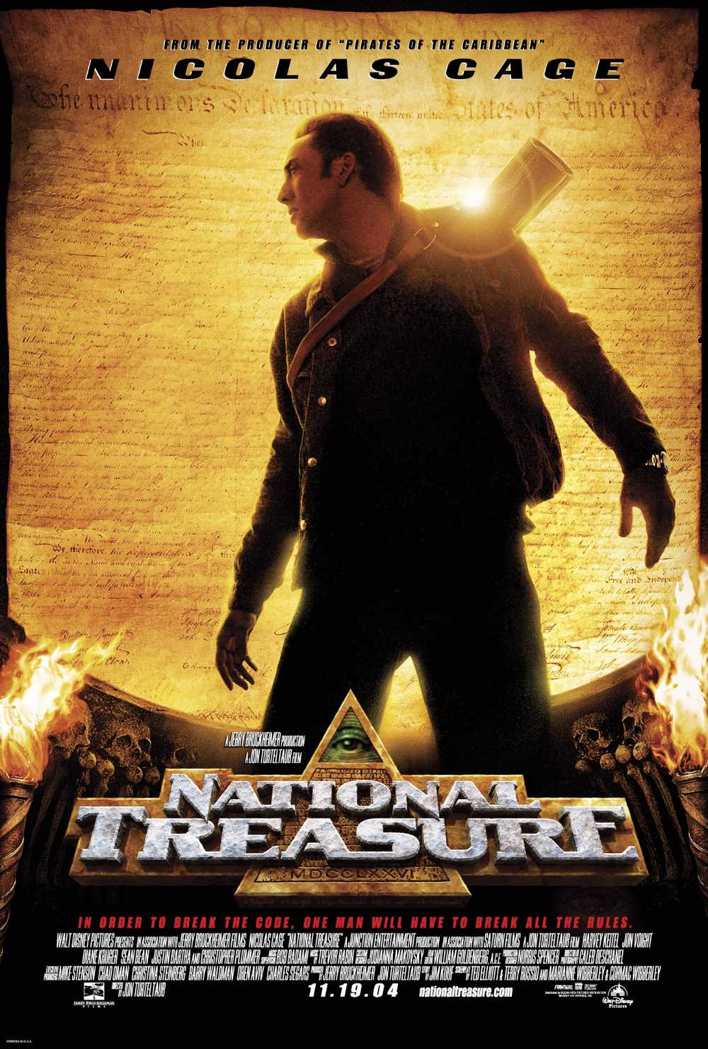 You are currently viewing Film Review: National Treasure