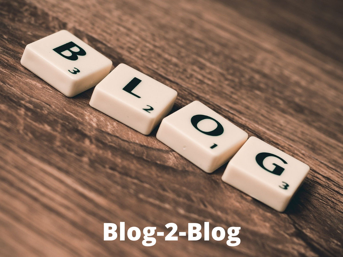 Read more about the article Blog-2-Blog