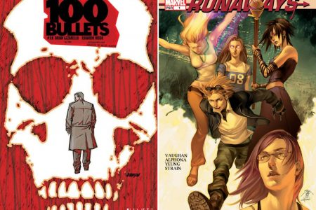 Comics Reviews (or How I Stopped Worrying and Learnt to Respect Don & Randy)