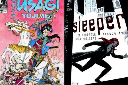 Concise Current Comics Comments