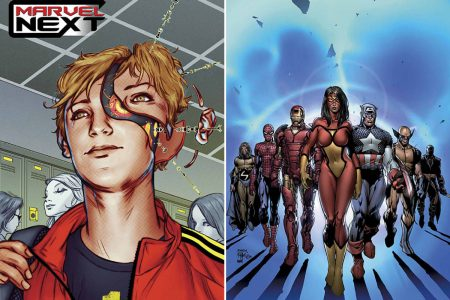 Comics: Marvel Solicitations for May