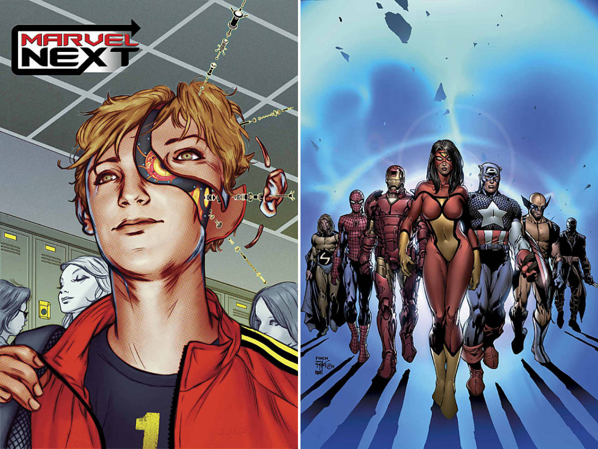 You are currently viewing Comics: Marvel Solicitations for May