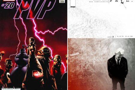 Comics: Image solicitations for October