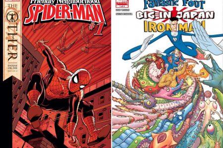 Comics: Marvel solicitations for October