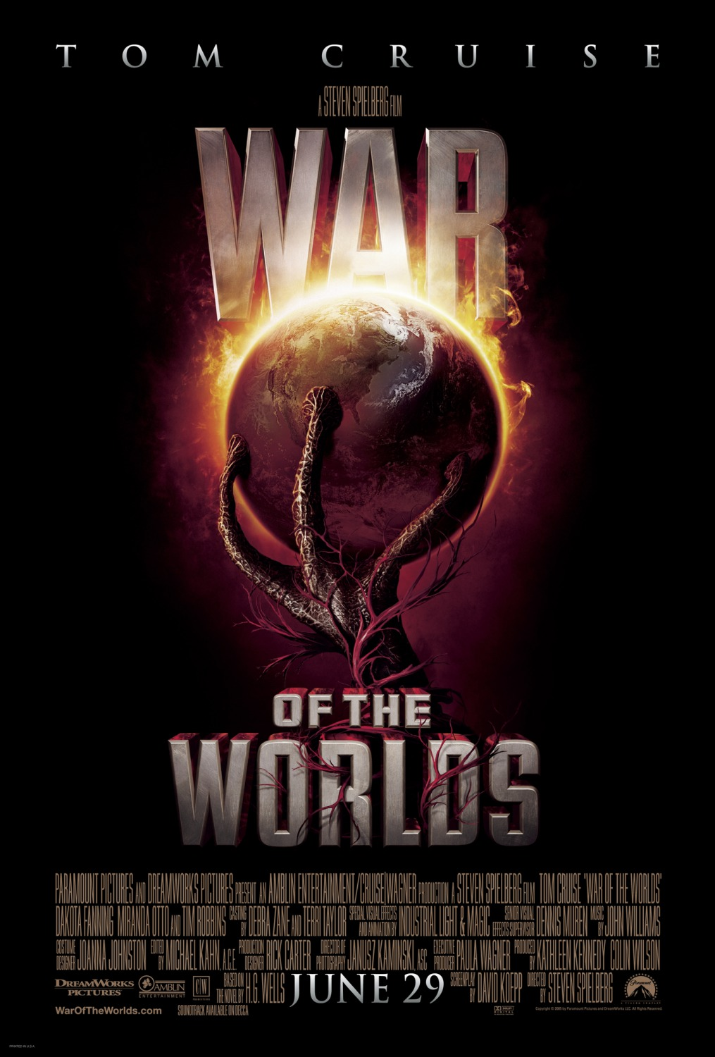 You are currently viewing Film review: War of the Worlds
