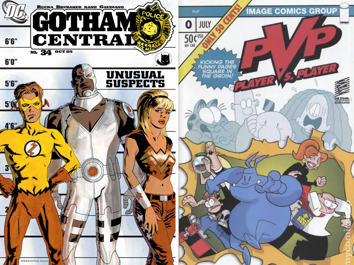 You are currently viewing Another Comics Round-up