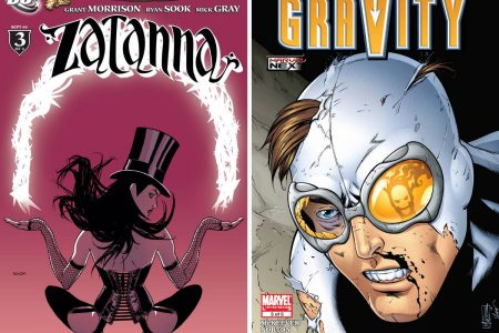 Comics currently craved: A discussion of WHY