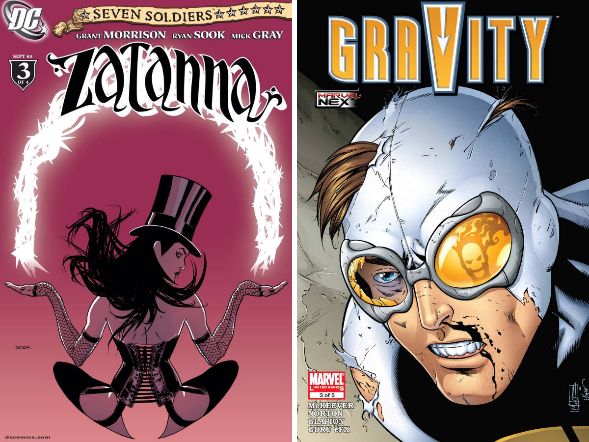 You are currently viewing Comics currently craved: A discussion of WHY