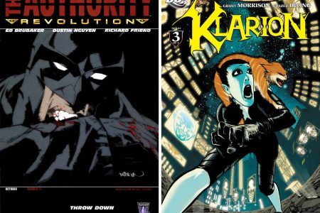 I need to buy more comics to review…
