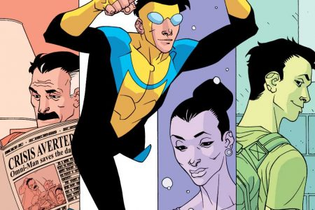 Comic book review – Invincible: Family Matters