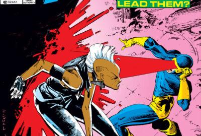 Uncanny X-Men #201 cover