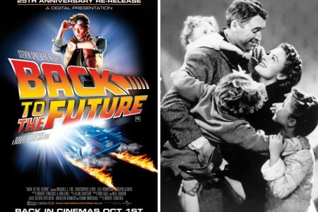Contemplating Back To The Future and It's A Wonderful Life
