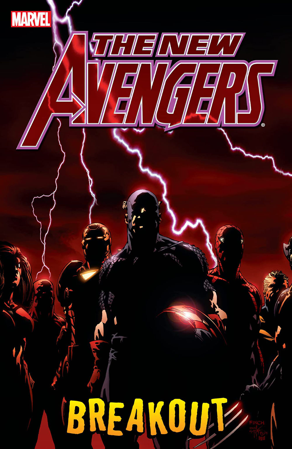 Read more about the article Comic review: New Avengers TP#1