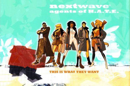 Comic review: Nextwave #1