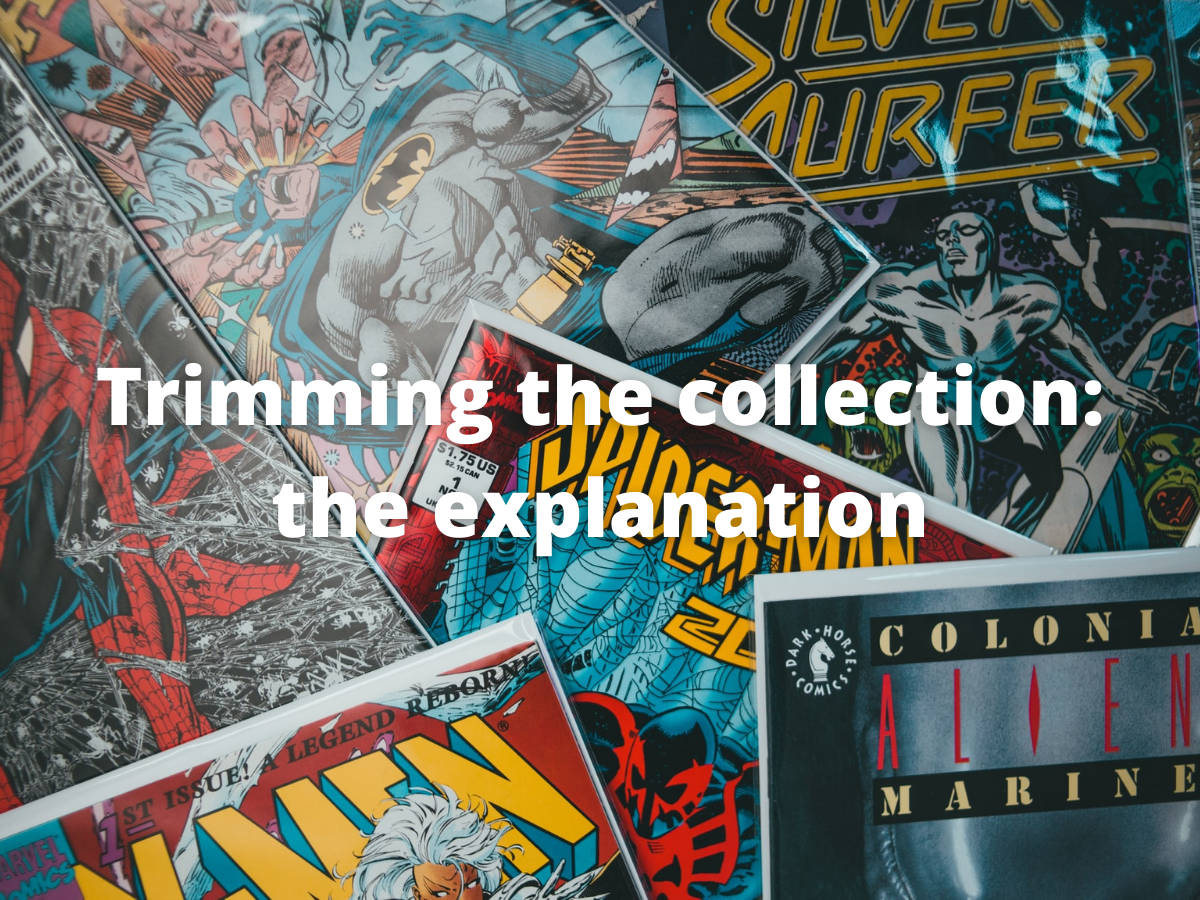 Trimming the collection: the explanation