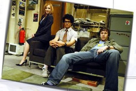 Television: The IT Crowd