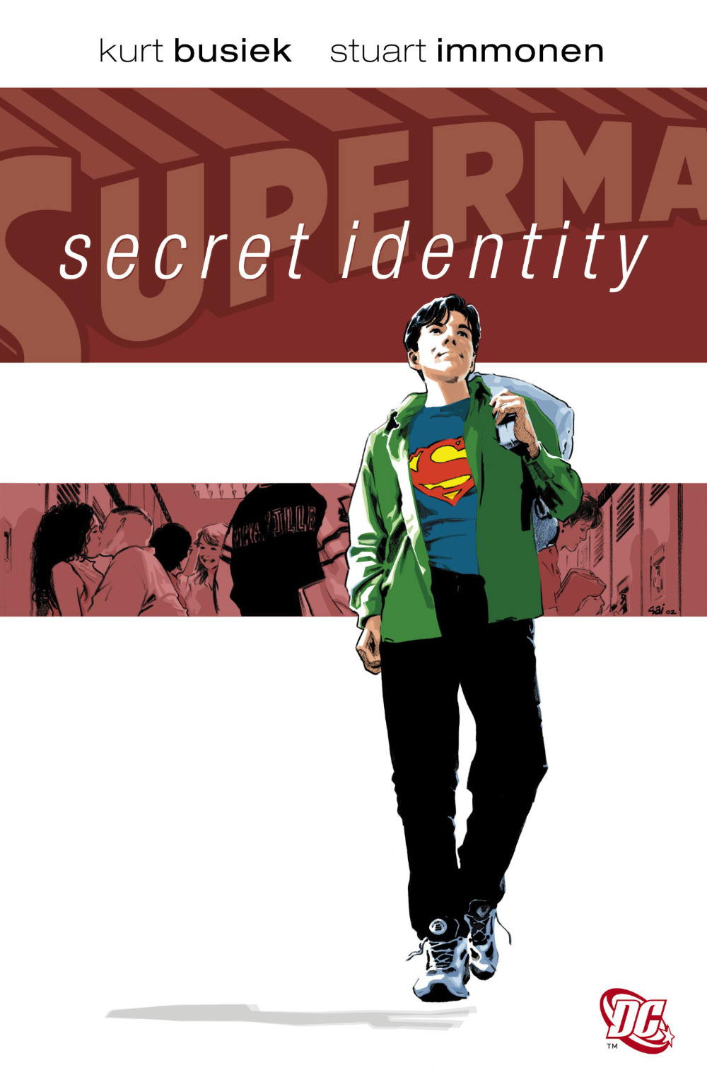 From a Library: Superman Secret Identity