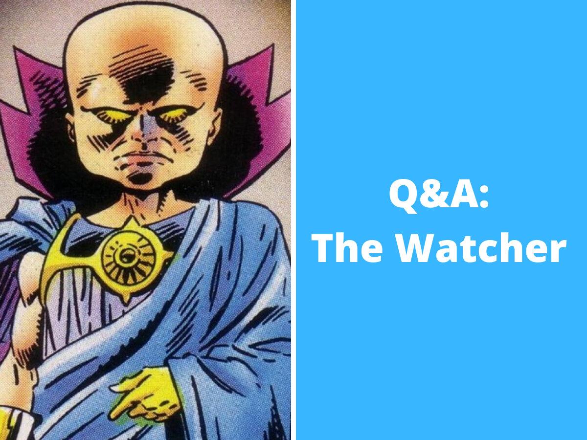 Q&A: Uatu the Watcher