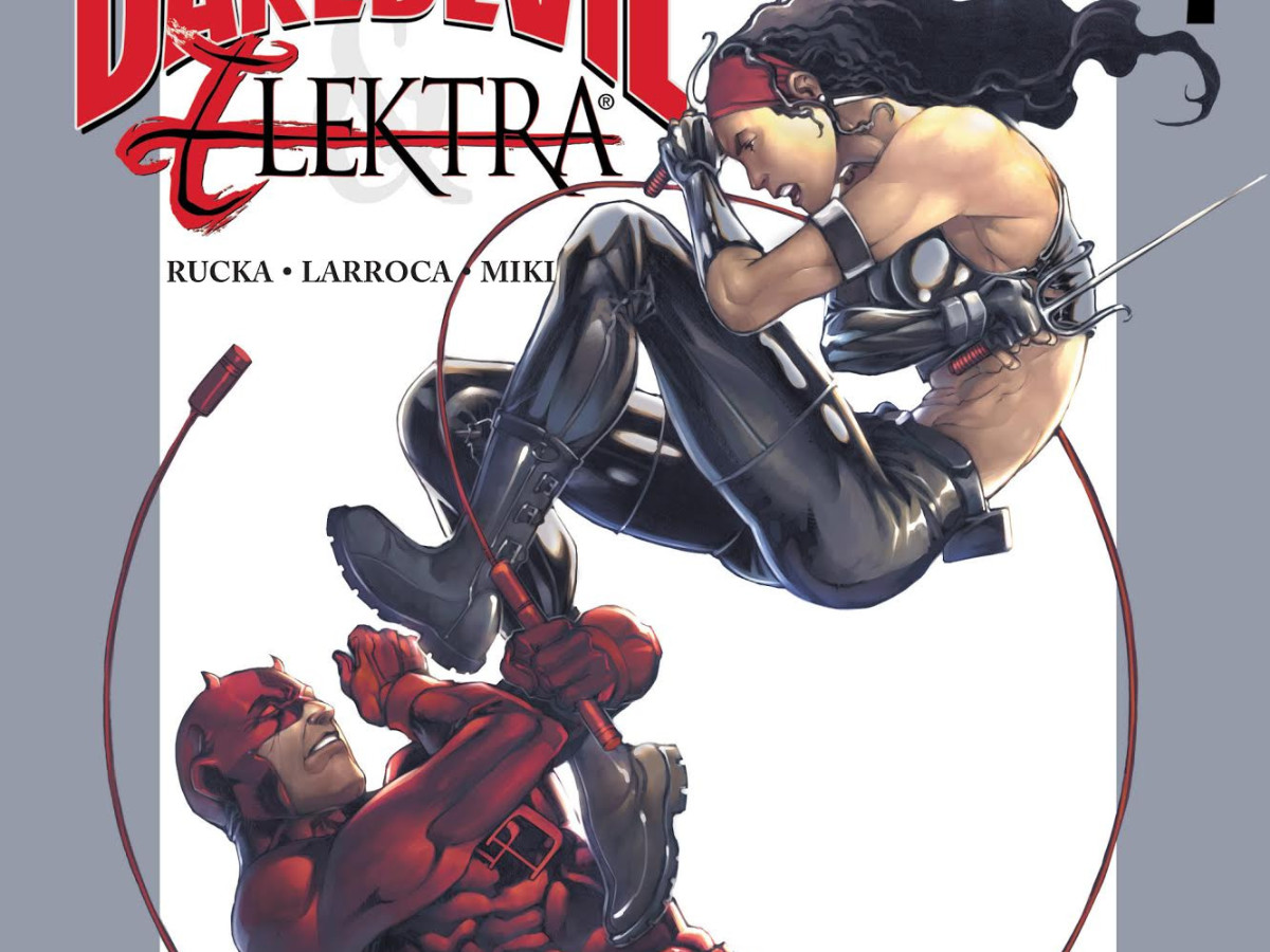 Trimming the Collection: Ultimate Daredevil Elektra