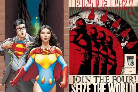 Considering Current Comics
