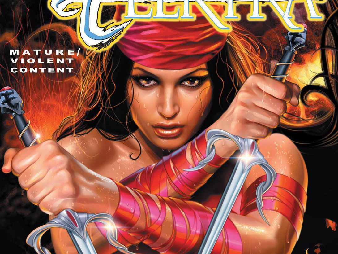 Read more about the article From A Library – Elektra: The Scorpio Key