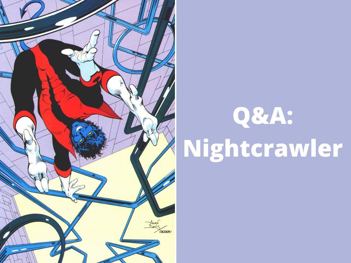 Q&A: Nightcrawler