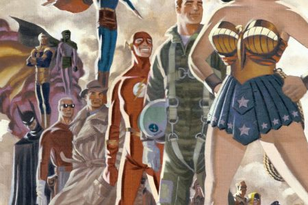 From A Library: The New Frontier Vol. 1