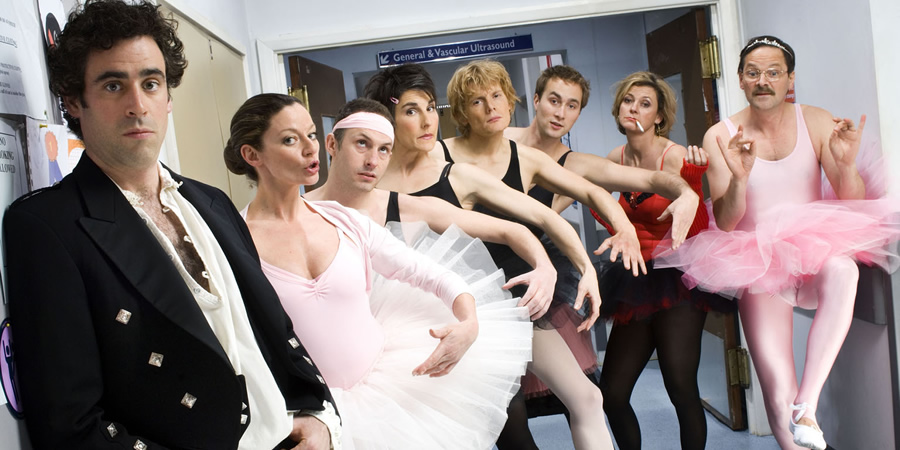 Green Wing – series 2, episode 1