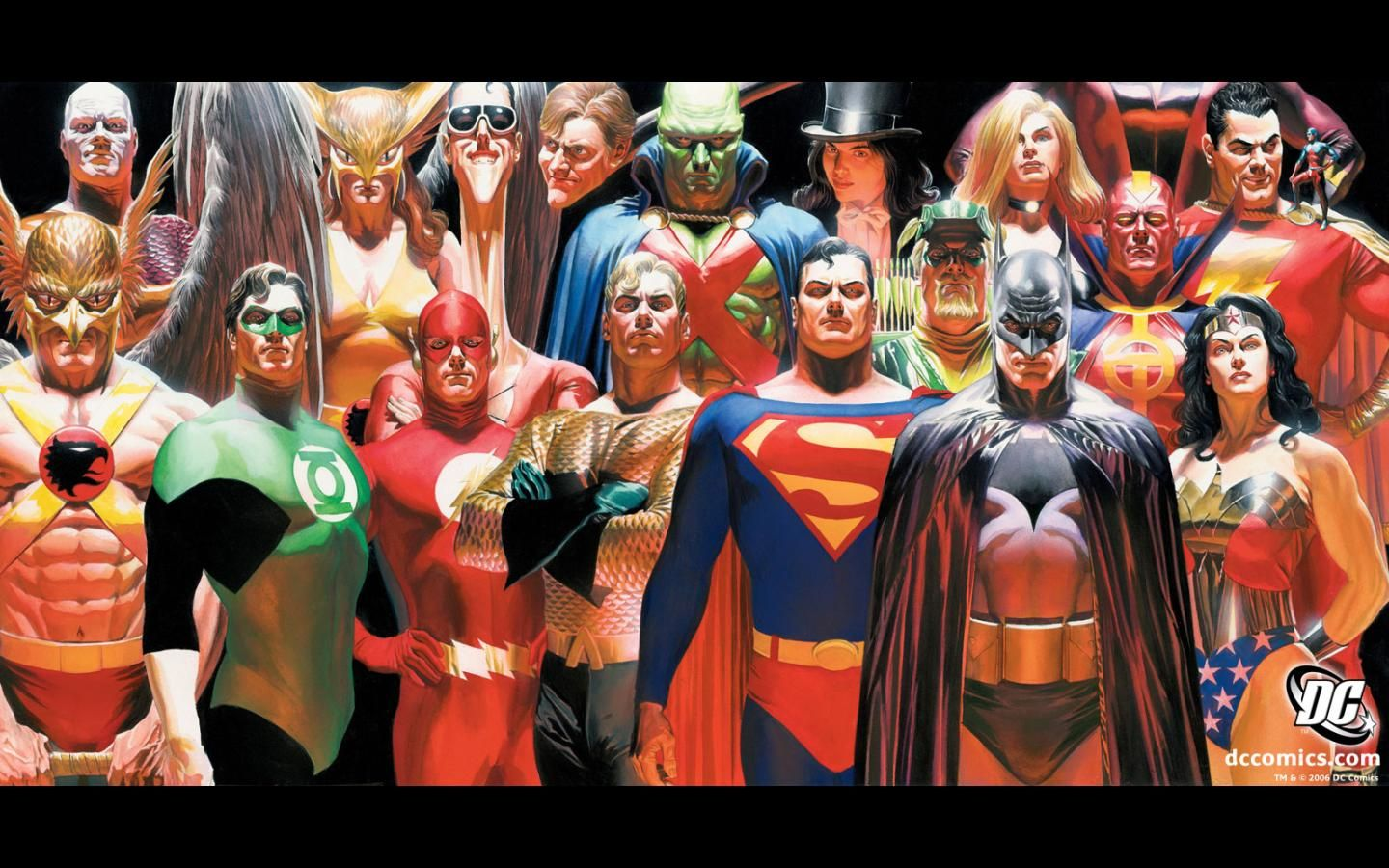DC August solicitations