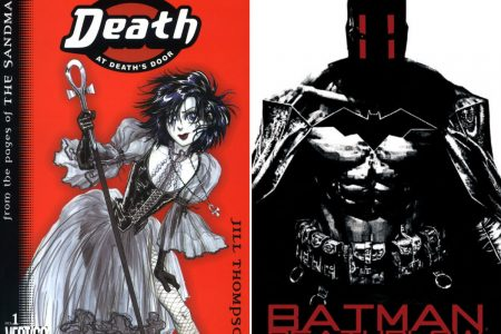 From A Library – At Death's Door, Batman/Deathblow, Road To Perdition