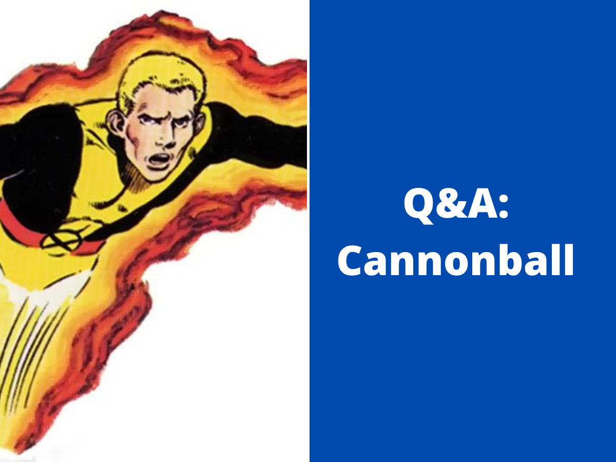 Q&A: Cannonball