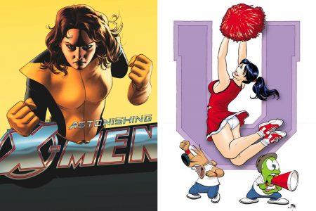 Marvel & Image solicitations