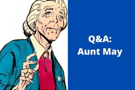 Q&A: Aunt May