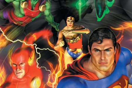 Comic Review – JLA Classified: New Maps of Hell