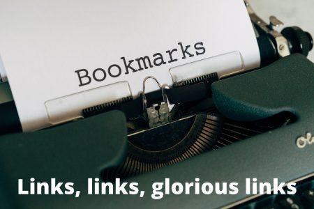 Links. Links. Glorious Links