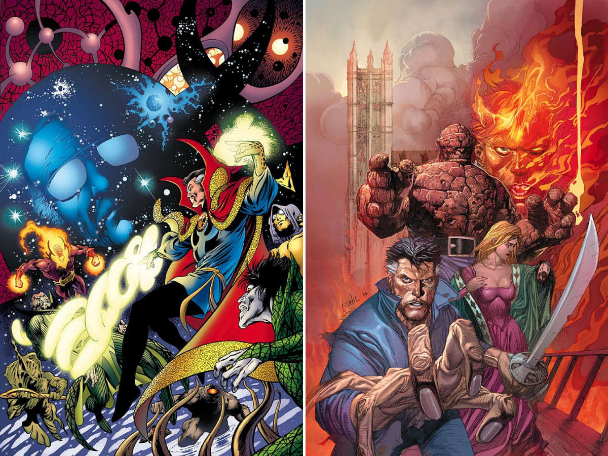 Marvel Solicitations and Incoming Inventory