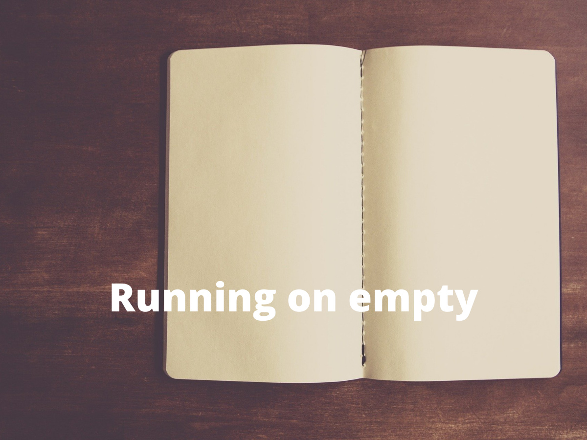 You are currently viewing Running On Empty