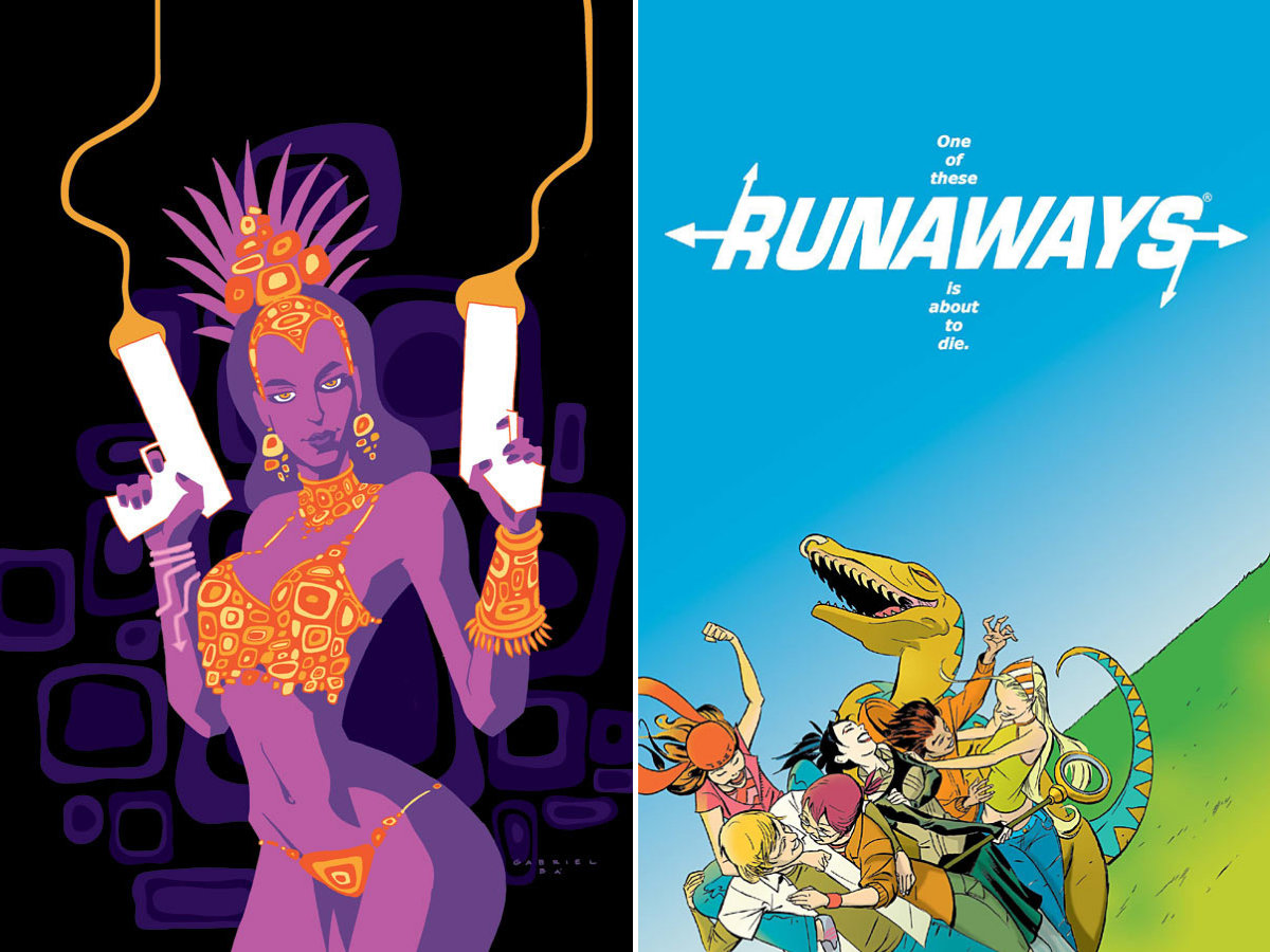 Comic Reviews For 13 & 20 July, Plus Incoming