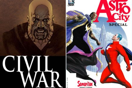 Comic Reviews For 27 July