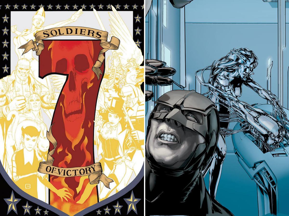 DC Comics Solicitations for October