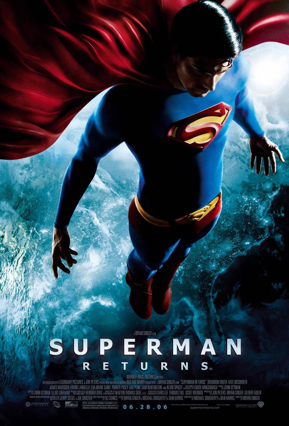 Film review: Superman Returns