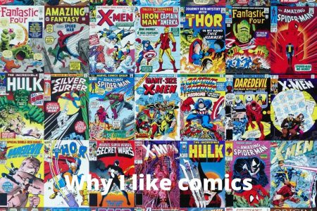 Why I Like Comics (Even Though I'm Not Getting Any This Week)