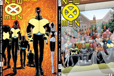 Staying In The Collection: Grant Morrison's New X-Men