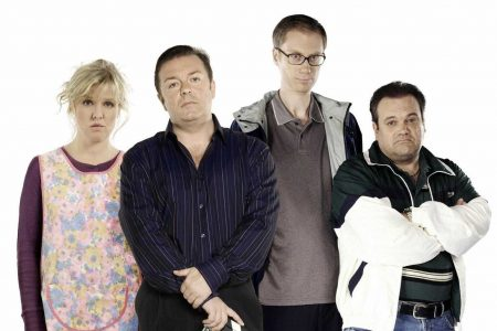 TV comedy review: Extras (series two)