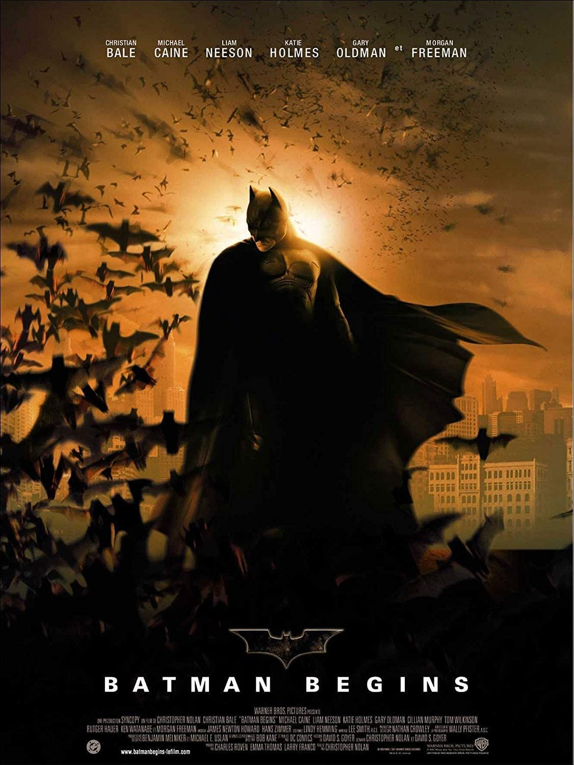 Film Review: Batman Begins