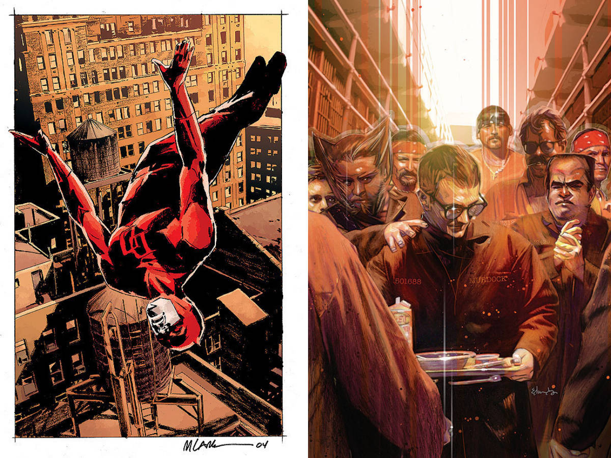 Comic Review – Daredevil: The Devil, Inside and Out