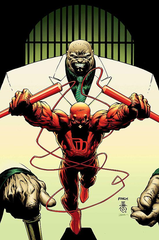 Daredevil #86 cover