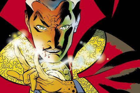Comic Reviews – Dr Strange: The Oath #1–5