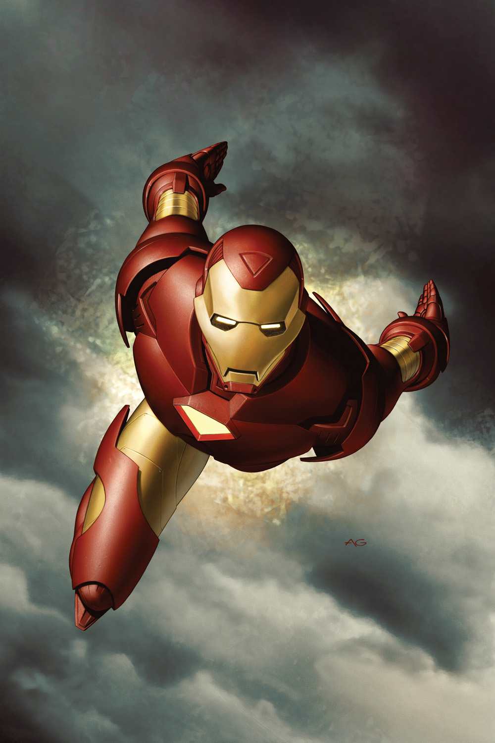 Read more about the article Comic Review – Iron Man: Extremis
